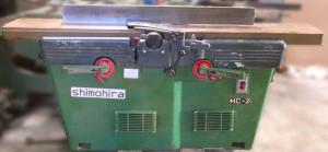 18069 手押し鉋盤 下平 HC-2